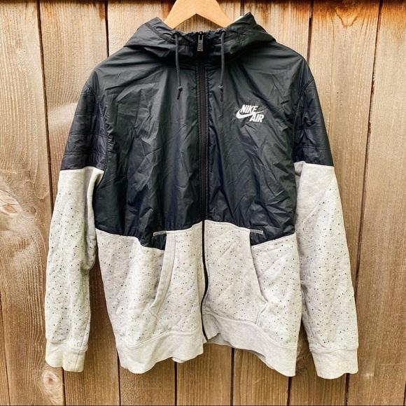 Nike Other - Nike Pro Sweatshirt Jacket Men's XL